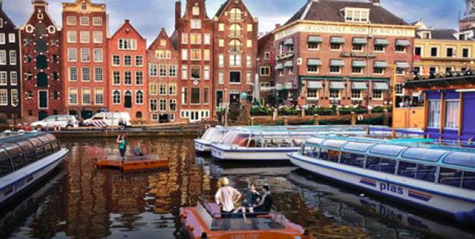 Amsterdam vil have selvsejlende både