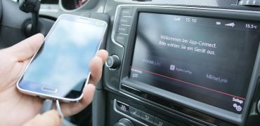 Samsung og selvkørende biler