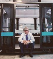 Autonomous niveau 5 bus