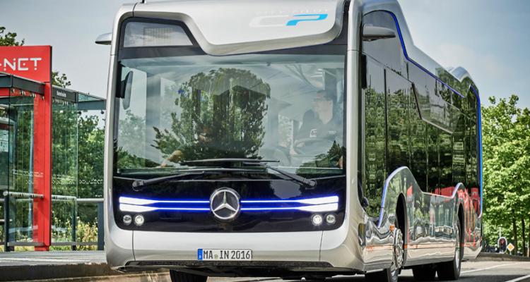 Mercedes Future Bus