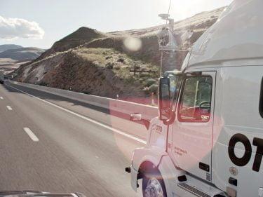 OTTO - retrofitting af lastbiler så de bliver selvkørende
