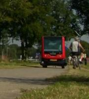 Selvkørende minibusser i Holland