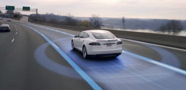 Teslas Autopilot har rundet 405 mio. km.
