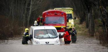 Selvkørende biler redder liv ved naturkatastrofer (Foto: Ekstra Bladet)