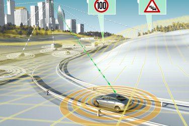 Intelligente veje og selvkørende biler