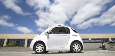 Googles selvkørende bil