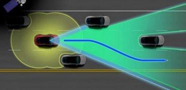 Tesla udvidet autopilot