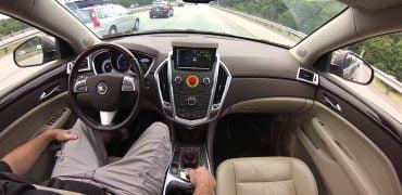 Cadillac om den selvkørende bil fremtid