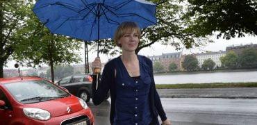 Ida Auken om selvkørende biler