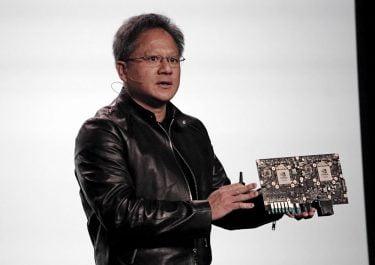 Nvidia Drive PX2 computer til selvkørende biler