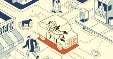 Selvkørende biler vil koste livet for forsikringsbranchen