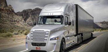Truckerne tror der går 40 år – Silicon Valley er uenig