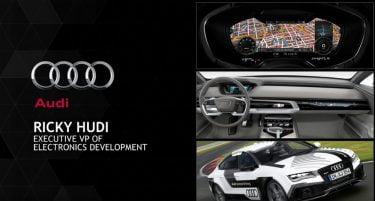 Audi Nvidia selvkørende bil 2020