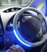 Nissan selvkørende bil Leaf