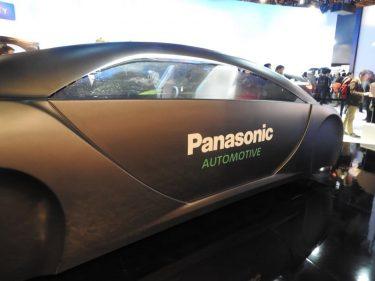 Panasonic selvkørende konceptbil