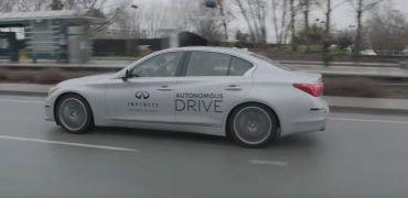 Video: Renault-Nissan chef: Vi vil være først med selvkørende biler