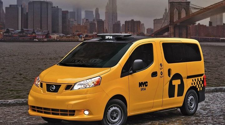 Selvkørende taxi taxa
