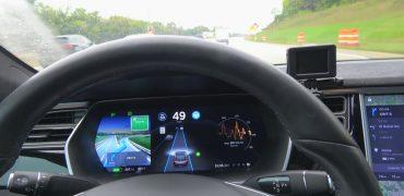 Tesla: Indenfor 6 måneder bliver Tesla 100% selvkørende