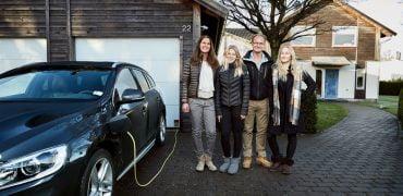 Volvo XC90 selvkørende bil
