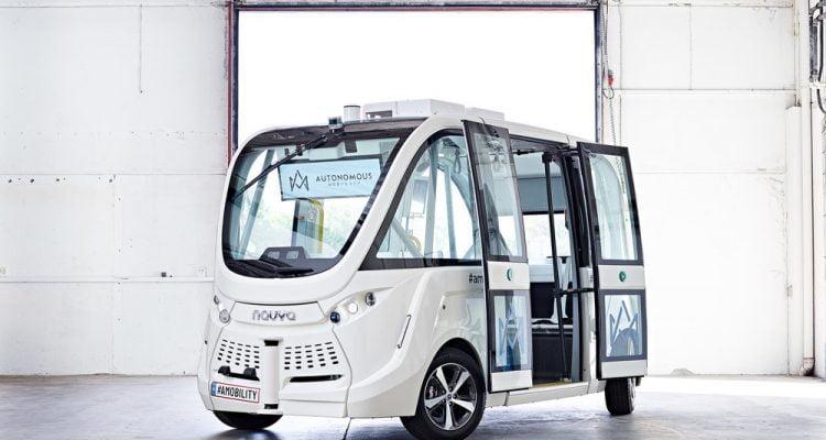 Autonomous Mobility Bus