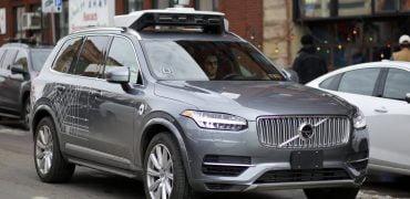 Uber vil købe 24.000 biler fra Volvo og gøre dem selvkørende