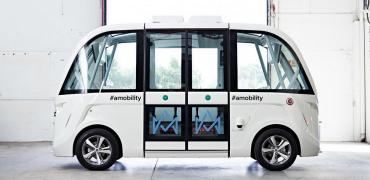 Autonomous Mobility selvkørende minibusser