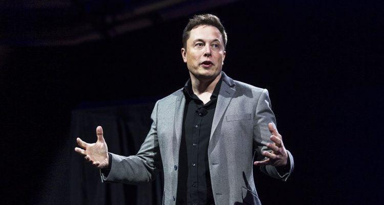 Elon Musk om selvkørende Tesla dec 2017