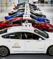Ford nye selvkørende bil bygges fra bunden.