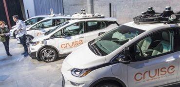 GM Bolts elektriske selvkørende bil: Ingen ulykker, udstødningsgasser eller bilkøer.