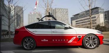 Kina frygter selvkørende biler spionerer