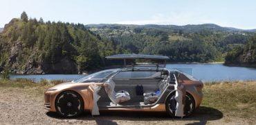 Renault Symbioz er bygget til at køre selv