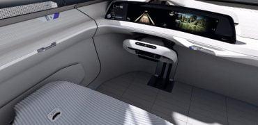 Renault Symbioz selvkørende skærme