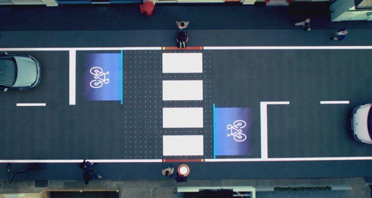 Smart crossing - intelligent fodgængerfelt