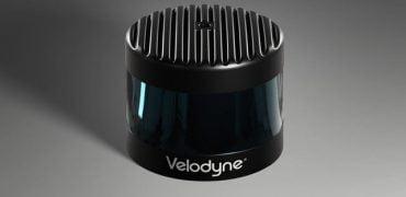 Velodyne VLS-128 lidar og laser-kamera