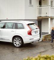 Volvo Drive Me selvkørende bil