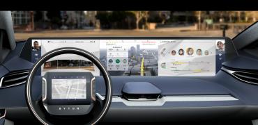 Byton selvkørende smart-bil
