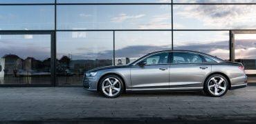 Audi A8 selvkørende bil autodrive 2018