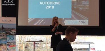 RAPPORT FRA ÅRETS STORE SELVKØRENDE KONFERENCE AUTODRIVE 2018 – DEL 3