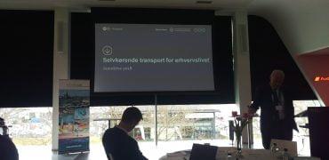 Rapport fra årets store selvkørende konference – Autodrive 2018 Del 4/4.