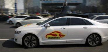 Trods Uber-dødsfald åbner Kina for selvkørende biler