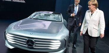 Tyske bilindustri investerer 450 milliarder i elektriske og selvkørende biler