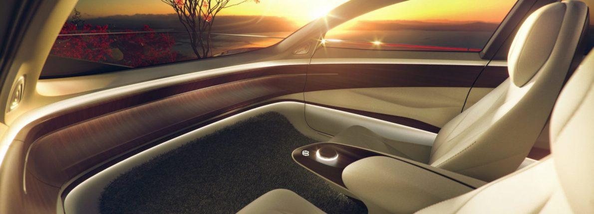 VW I.D. VIZZION selvkørende bil