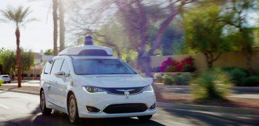 Google udvider med flere selvkørende biler