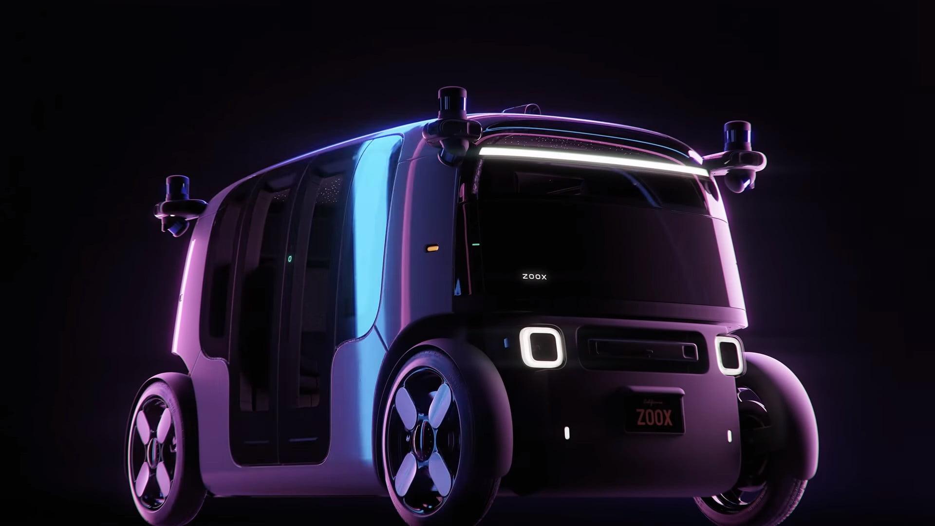 Zoox nye selvkørende vogn er bygget for passagerer ikke chauffører