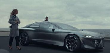 Vild københavner arkitektur med i Audis nye selvkørende reklame-video