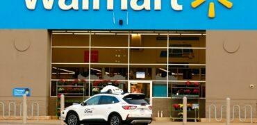 Walmart tester vareudbringning i flere byer med selvkørende biler