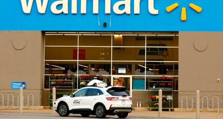 Ford Argo AI Walmart selvkørende bil